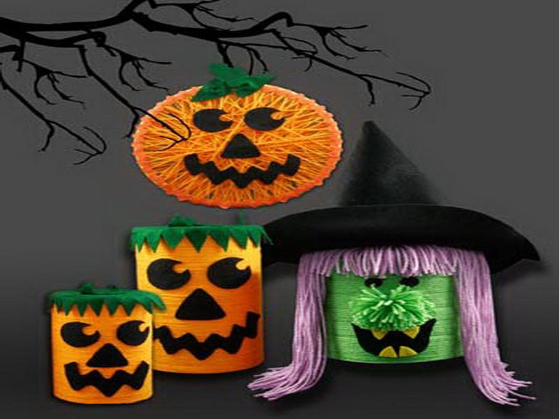 decoratiuni halloween homemade 2