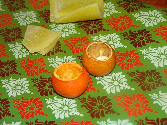 lumanari lamaie lemon candle2