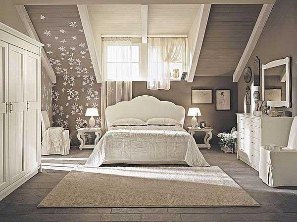 dormitor-mansarda-alb