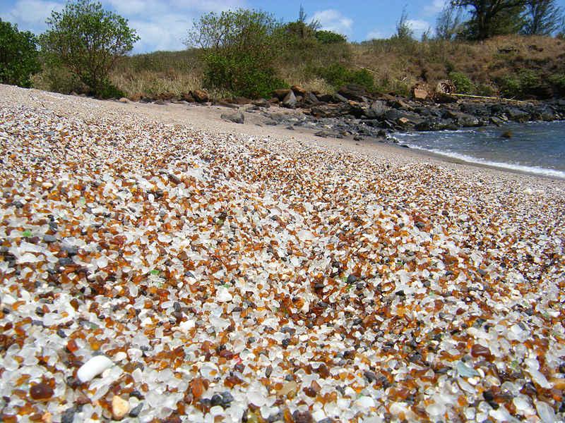 Plaja Glass Beach