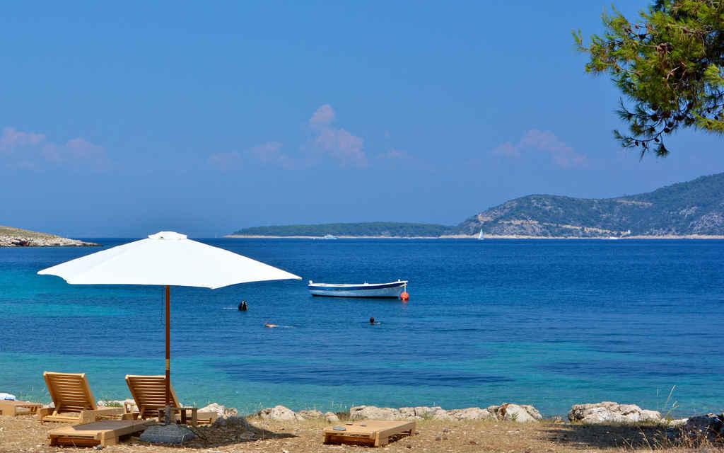 Plaja Paklinski Islands
