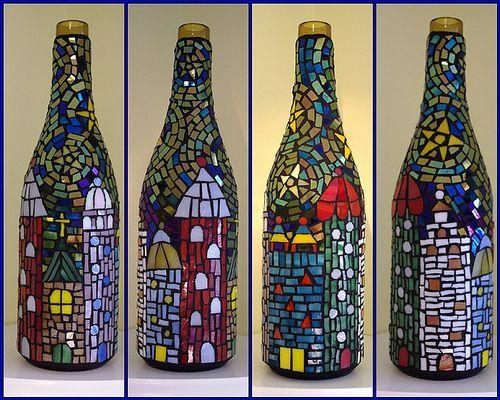 idei reciclare sticle 20