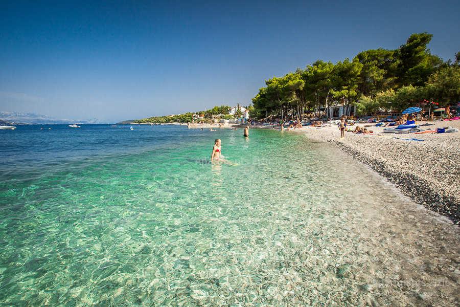 Insula Ciovo Croatia