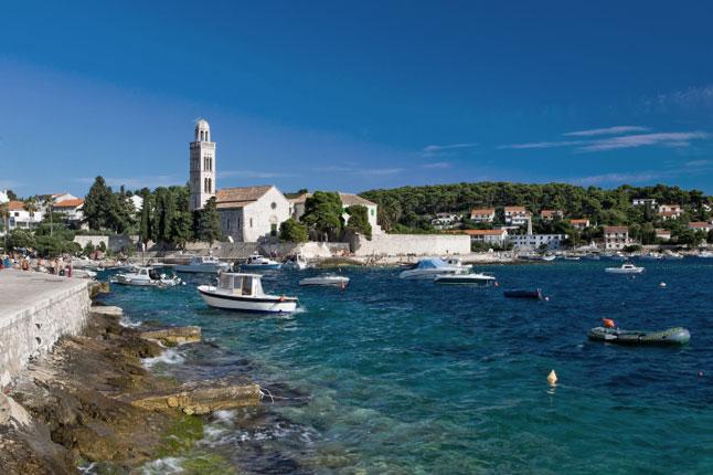 Insula Hvar Croatia