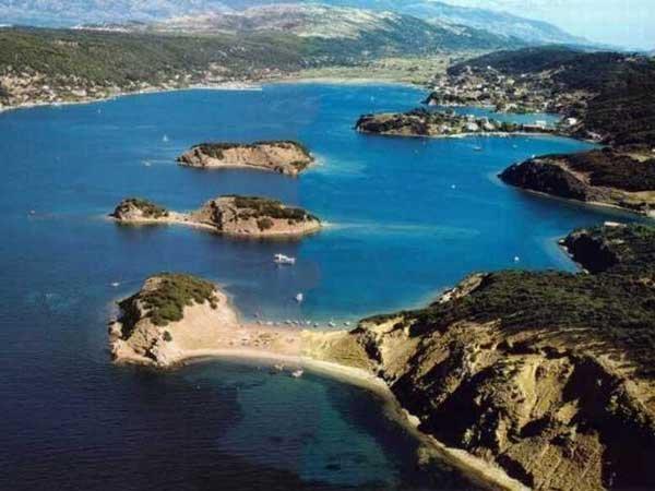 Insula Rab Croatia