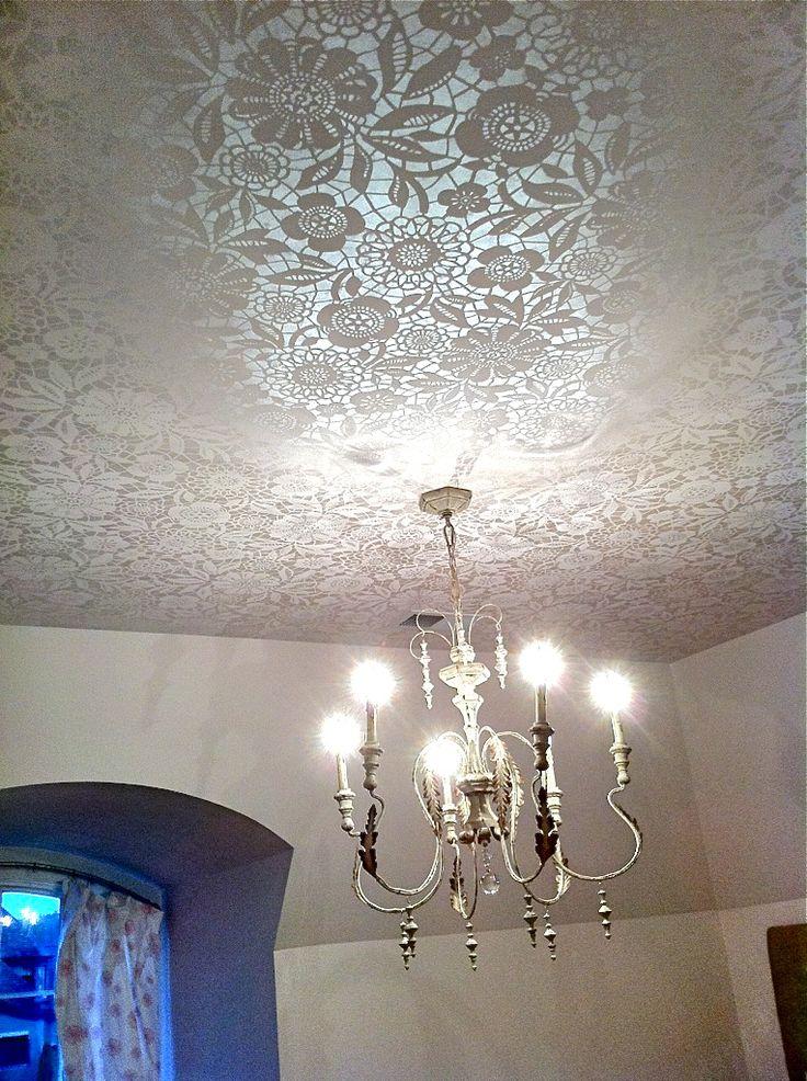 decoratiuni pereti cu dantela 1