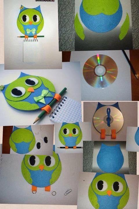 reciclare cd-uri 8