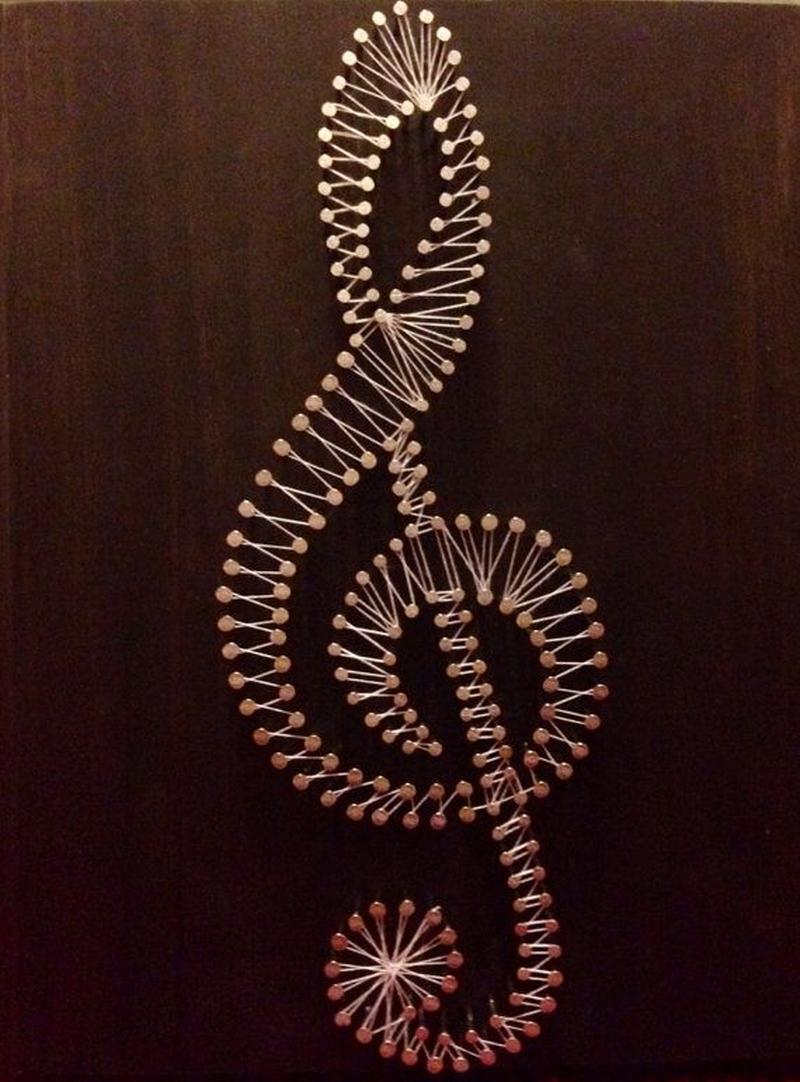 string art 17