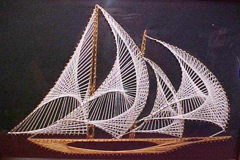 string art 8
