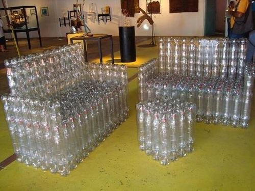 sticle din plastic