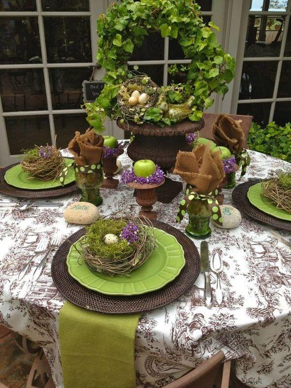 decoratiuni pentru masa de Paste 13
