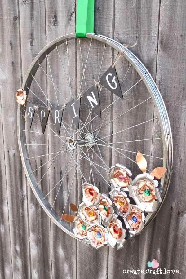 rotile unei biciclete vechi (2)