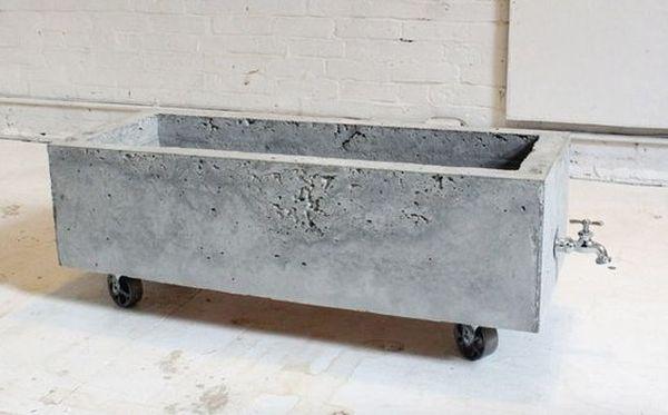 jardiniere mobile din beton 10