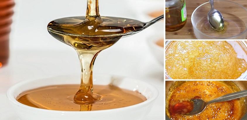 mierea pe care o cumperi