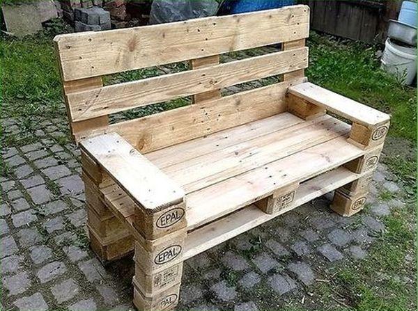 paletii din lemn
