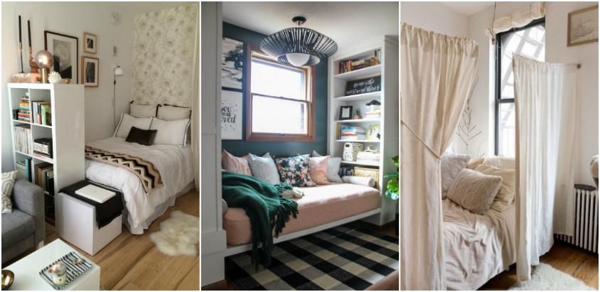 dormitorul tau mic sa aiba confort maxim