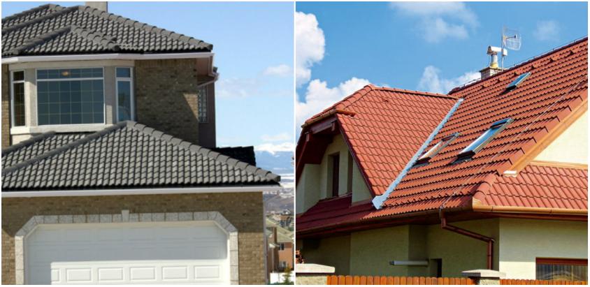 material pentru acoperisul casei