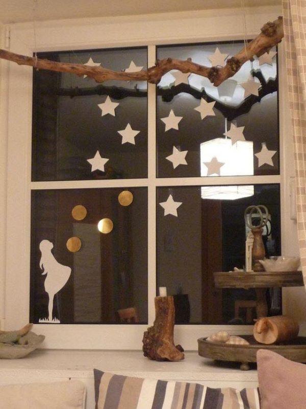 decorand ferestrele
