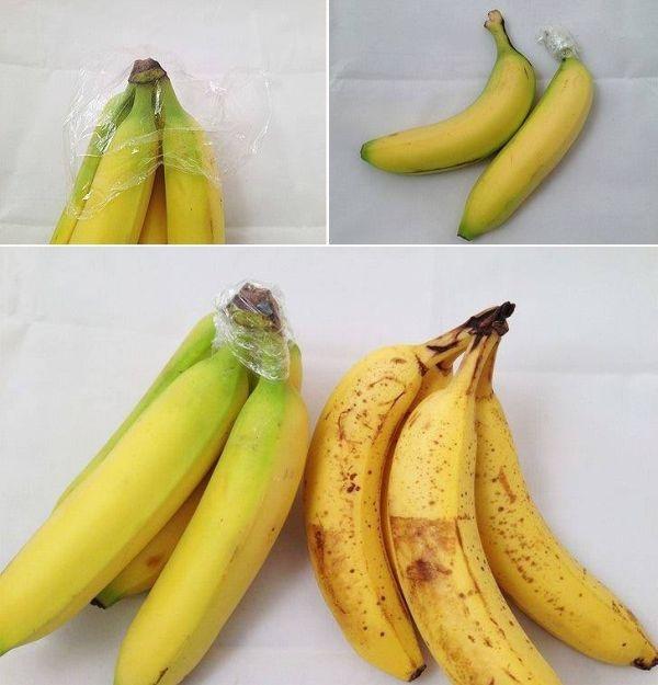 cum pastrezi bananele proaspete