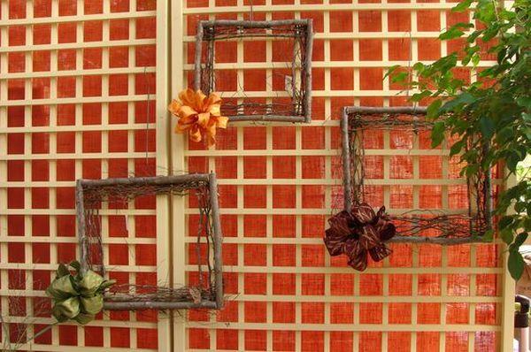 decoratiuni din crengi uscate