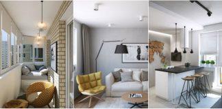 apartament modern mic