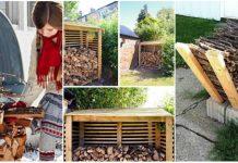 suporturi pentru lemnele de foc