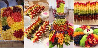 aranjarea spectaculoasa a fructelor