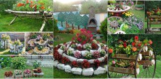 florile in curtea casei tale