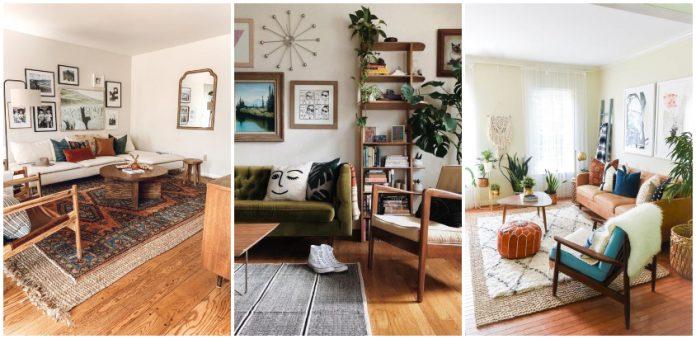 decor vintage living