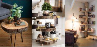 lemn transpus in decoratiuni