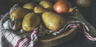cartofi si alte legume