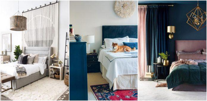 Un dormitor de dimensiuni medii poate fi transformat intr-un spatiu unic, cu totul si cu totul special, cu ajutorul unor ornamente deosebite