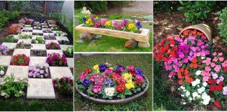 paturi de flori
