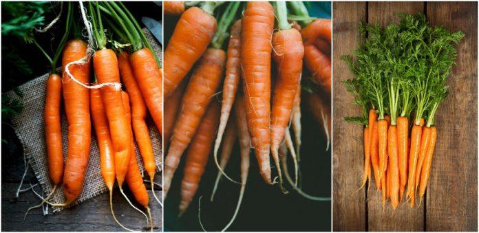 beneficii ale morcovilor